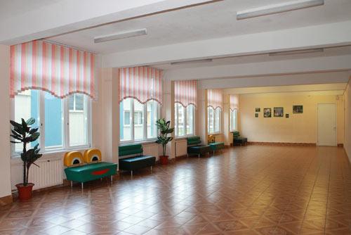 рекреация 1 этажа