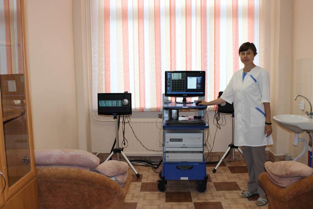 аппарат Амблиокор для коррекции зрения